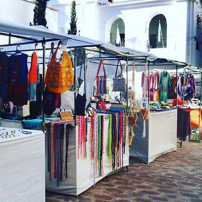 Feria de Artesanías del Patio del Cabildo de Buenos Aires 🇦🇷