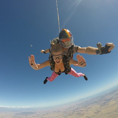 SkyDive....