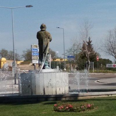 Monumento aos Bombeiros
