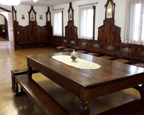 La sala capitolare
