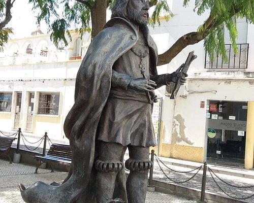 Estátua Rei D.Manuel I