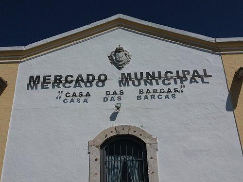 Mercado Municipal de Elvas -Casa das Barcas