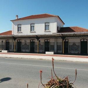 Antiga Estação de Comboios Estremoz