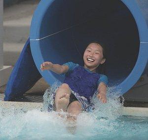 SplashDown at Columbia Swim Center