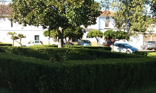 Jardim Municipal da Avenida