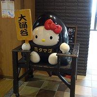 Maskot Hello Kitty