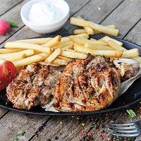 Grilled Boneless Chicken