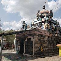 Sri Anegathangavadeswarar Temple