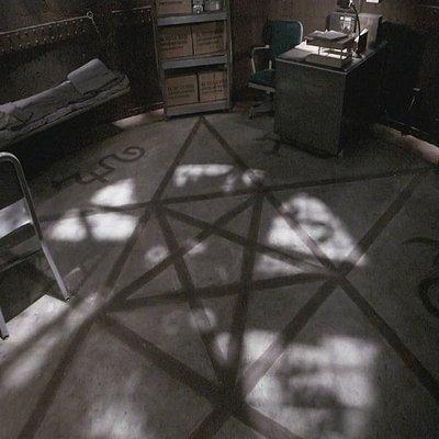 supernatural escape room