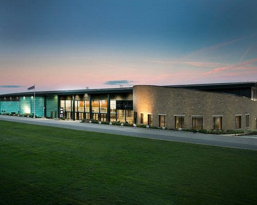 Yorkshire Event Centre, Harrogate.