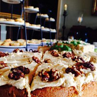 Coffee & Walnut Cake for anyone?