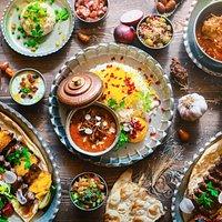 Colbeh, Persian Kitchen