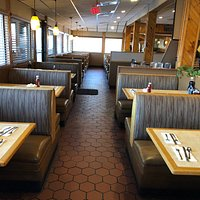 Liberty Family Restaurant - more booths