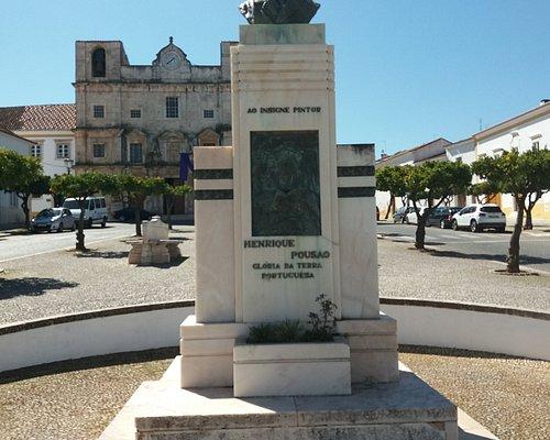 Busto de Henrique Pousao
