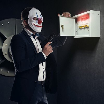 "Escape Room ""Bank Robbery"""