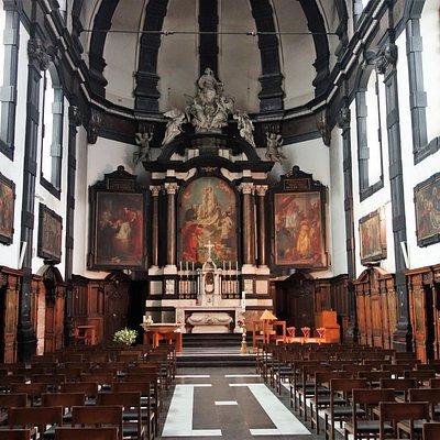 OLV Lieliendaal kerk