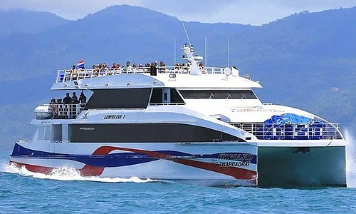 FERRY TRANSFERS FROM KOH TAO