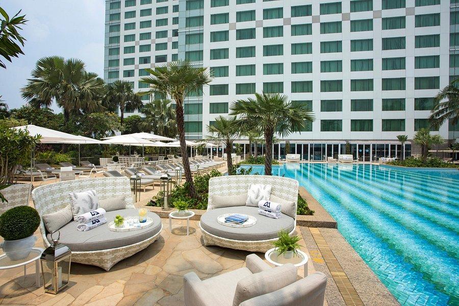 Hotel Mulia Senayan Jakarta Pool Pictures Reviews Tripadvisor