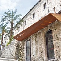 Ingresso principale del Museo   foto by @schiavello architects office