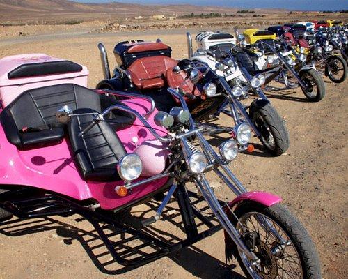Cool Runnings Trike Tours