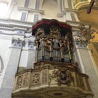 utroligt smukt orgel
