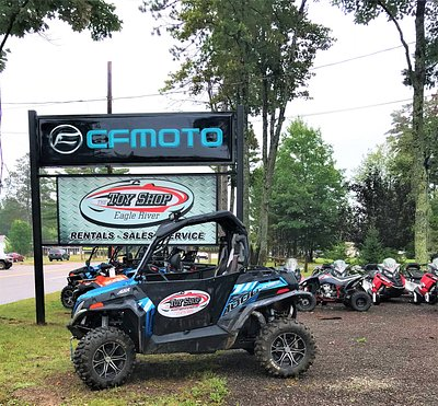 The Toy Shop of Eagle River: Sales  Rentals   Service for all your power sports! Call or Visit today!