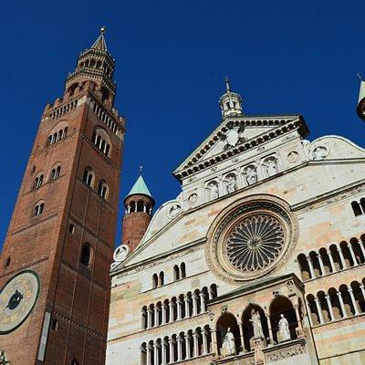 Facciata del Duomo e Torrazzo