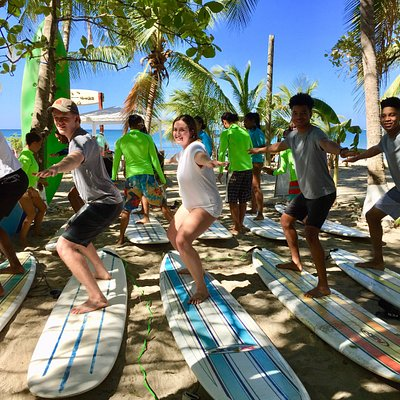 Tico Mae Retreats & surf camps offers a variety of water activities and  a place to chill  when you come to the beach ,Tico Mae is located  1km south from downtown samara each , matapalo area . Tico Mae activities   -beginner and advanced surf lessons   -boats tours  -kayak tours  -snorkeling  tours  -boogie boards  -yoga  on the beach  -free wife  -free coffee -hammocks  -lounge area  -information center   visit Ticomaeretreats.com  for more info :