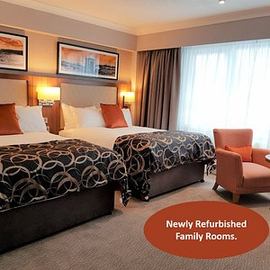 Newly Refurbished guest room