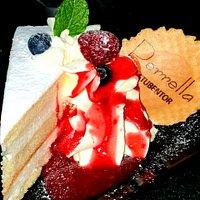 Topfen Torte