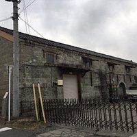 石造り倉庫群