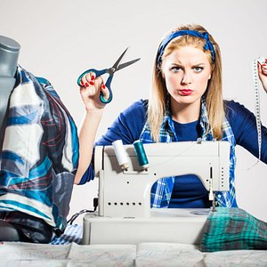 Scribble & Sew offer sewing workshops from our studio in Redfern. Each class is taught by a qualified Textile Designer who is passionate about embroidery, fabrics and all things creative.
