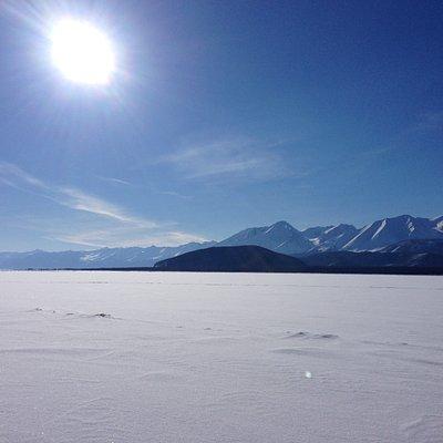 Scenery Lake Baikal