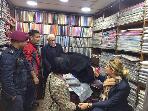 Nepalese Pashmina & Cashmere Shop
