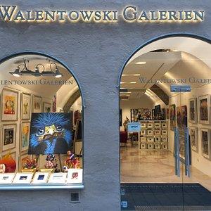 Walentowski Galerien Salzburg