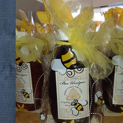 Raw Honey Gift.