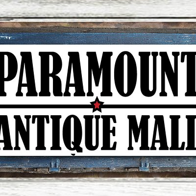 Paramount Antique Mall 13200 W Highway 54 (Kellogg) Wichita, KS 67235 316-722-0500 www.paramountantiquemall.com