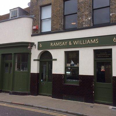 Ramsay & Williams, Margate