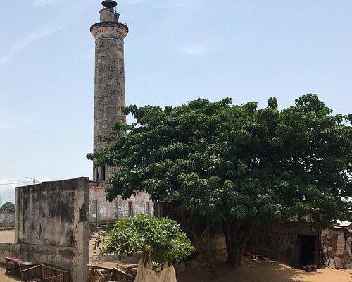 Lighthouse Grand Bassam