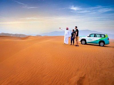 Sunrise Safari in Dubai