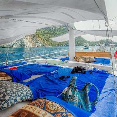 private boat trip marmaris