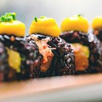 Sushi creativo