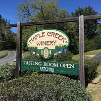 Only a half a mile up the driveway, through the vineyards, to an exceptional wine tasting!