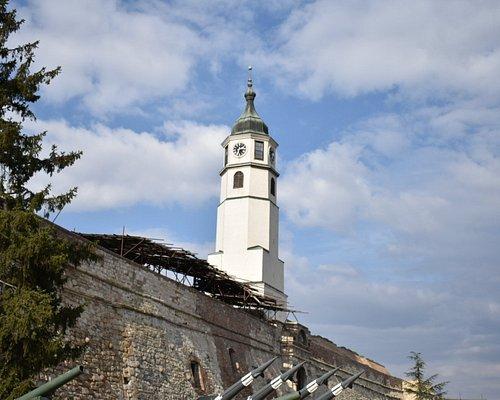 Kalemegdan Park and Belgrade Fortress