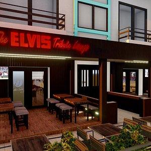 The Elvis Tribute Lounge