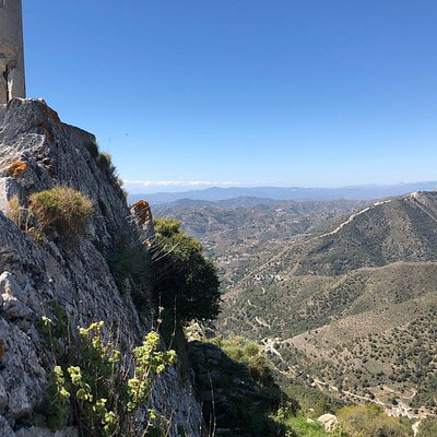 View from the top of El Fuerte