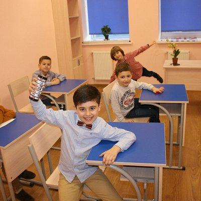 квест - кімната Школа