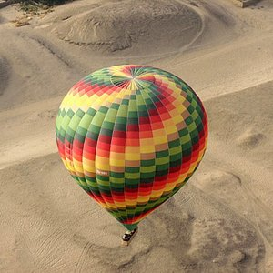 hod hod soliman ballons company above vally of the kings