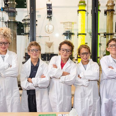 Science Centre Delft: BioLab
