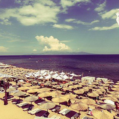 Koo Beach Bar View